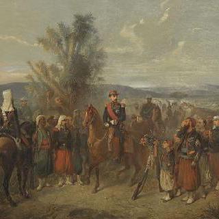 알제리의 나폴레옹 3세