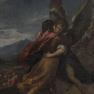 천사와 야콥의 대립