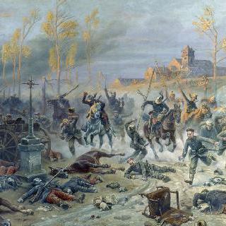 1914년 마른 전투의 이야기