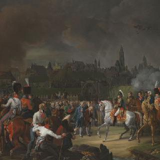 1807년 1월 7일 브레슬라우 도시의 제롬의 입성