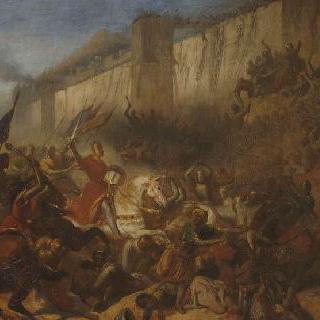 1147년 10월 24일 포르투갈 왕 알퐁스의 리스본 탈환