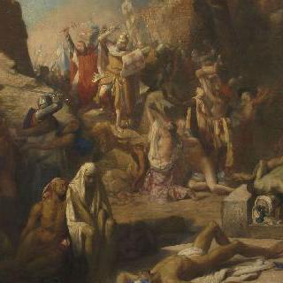 1219년 11월 5일 장 드 브리엔의 다미에트 탈환