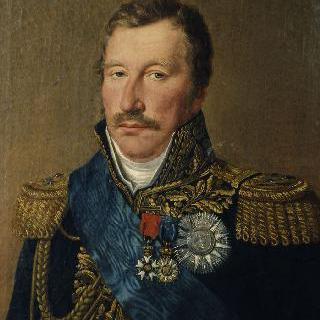 디크 반 호겐도르프 백작 장군, 나폴레옹 1세의 부관