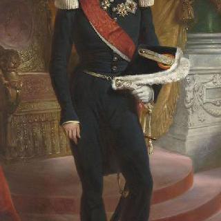 레오폴 1세의 초상