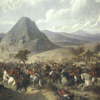 1865년 6월 8일 멕시코의 이이에르바 부에나 전투