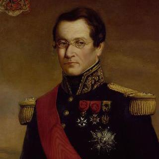 안토아르 브랭쿠르 백작 장군, 보병대 총사령관
