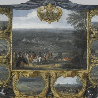 1645년 그랑 콩데의 노르링겐 전투