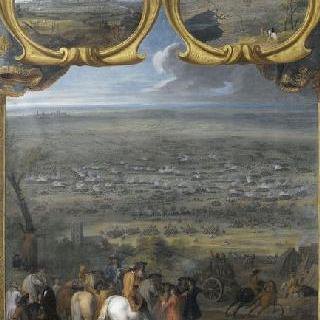 1648년 그랑 콩데의 랑스 전투