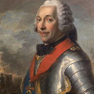 샤를 루이 오귀스트 푸케, 벨 일 공작, 프랑스 총사령관