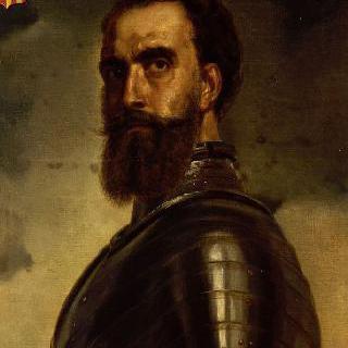 폴 드 뷔세라드, 세피 지방의 영주, 보병대 총사령관