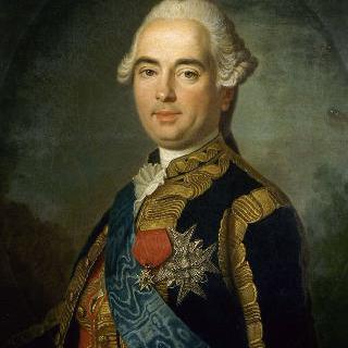 빅토르 프랑수아, 브로글리 백작, 전쟁 장관