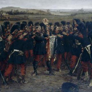 1870년 10월 26일 메스의 항복
