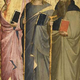성녀 카트리나, 성 유다 타데오와 성 앙투안 신부