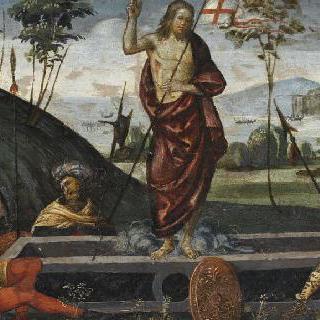 부활의 3매화 (부활, 성 세바스찬의 순교. 성모승천)