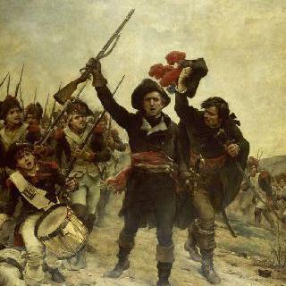 1793년 10월 16일 와티니의 카르노