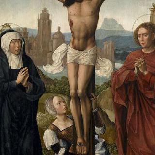 회화 패널 : 예수의 수난도