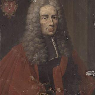 아르망 샤를 로뱅 데스트르앙, 부르타뉴 의회 참사의 초상