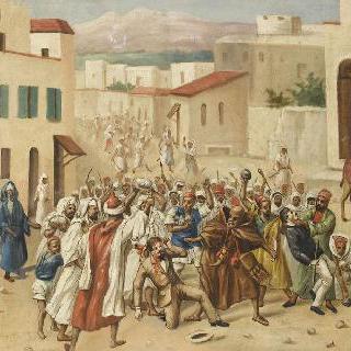 모로코에서 암살된 프랑스인