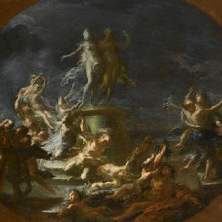 실레누스의 승리