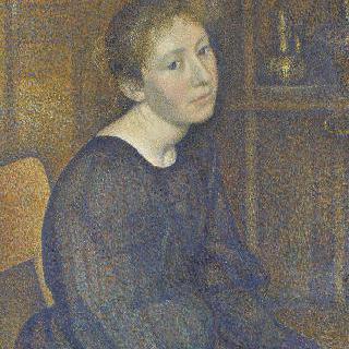 마리 아린 마레샬의 초상, 훗날 조르주 르맹 부인