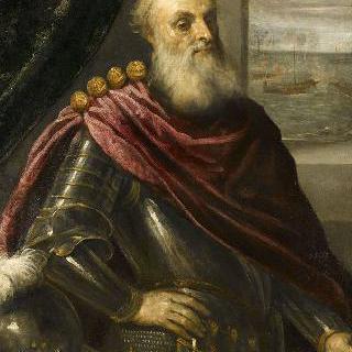 갤리선의 통치자, 니콜로 카펠로라고 추정되는 초상