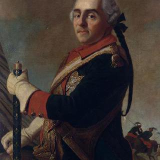작센 사령관의 초상