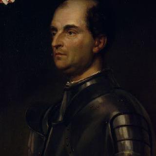 엘리옹 드 라 모트 오 그로잉, 프랑스 전 포병대의 총사령관 및 검사관
