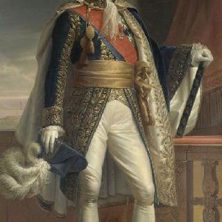 봉 아드리앙 자노 드 몽시, 코네그리아노 공작, 프랑스 총사령관