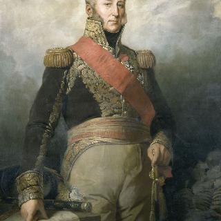 아돌프 에두아르 모르티에, 트레비즈 공작, 프랑스 총사령관