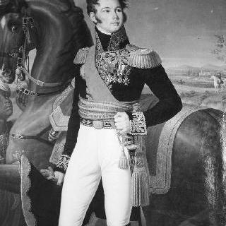 르펠르티에 드 몽마리 백작 장군