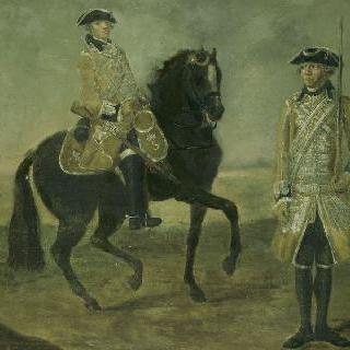 스타니슬라스 레친스키 폴란드 왕의 경비대