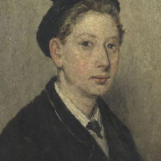 화가의 아들, 에밀 루이 스타니스라스 레핀