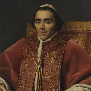 교황 비오 7세의 초상