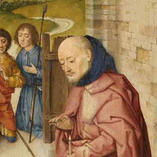 성 요셉과 두 목동들 (아기 예수의 탄생의 단편)