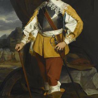 앙리 2세, 몽모랑시 공작, 프랑스 제독