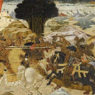카소네 패널 : 로마와 골족의 기갑 부대 전투