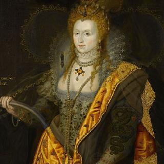 엘리자베스 1세, 영국 여왕 및 아일랜드 여왕