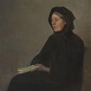 화가 어머니의 초상