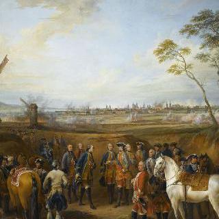 1745년 5월 14일 투르나이와 요새들의 점령