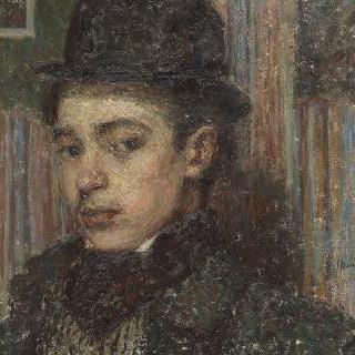 줄리앙 베르통, 화가의 형제