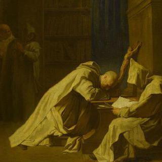 황홀경의 성 브루노와 다른 세 명의 사제들