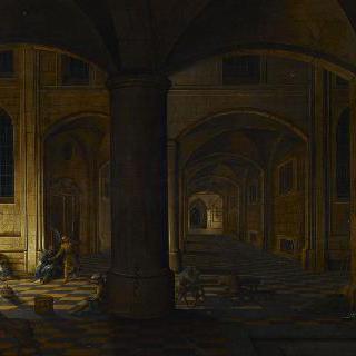 감옥에서 풀려난 성 바오르