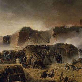 1832년 앙베르 점령