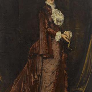들르바르 페크 부인