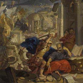 아르키메데스와 군인