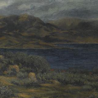 바닷가 풍경
