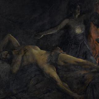 시사라의 죽음