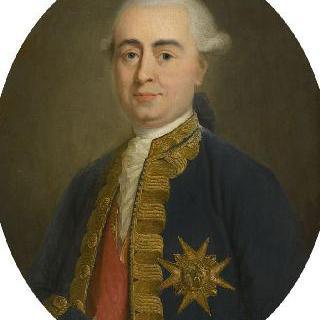 피에르 기욤 레오나르 사라쟁 드 벨콩브, 왕의 부대 여단장