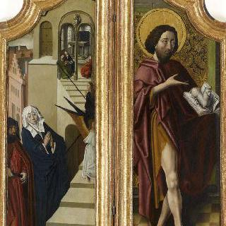 성모의 봉헌 축일과 성 요한 (3매화의 두 면)