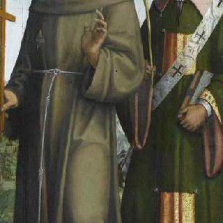 성 프랑수아 다시즈와 성 스테파노